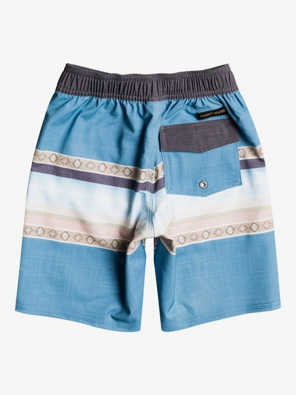 "Surfsilk Sun Faded 14"" - Recycled Board Shorts for Boys 2-7  EQKBS03325"