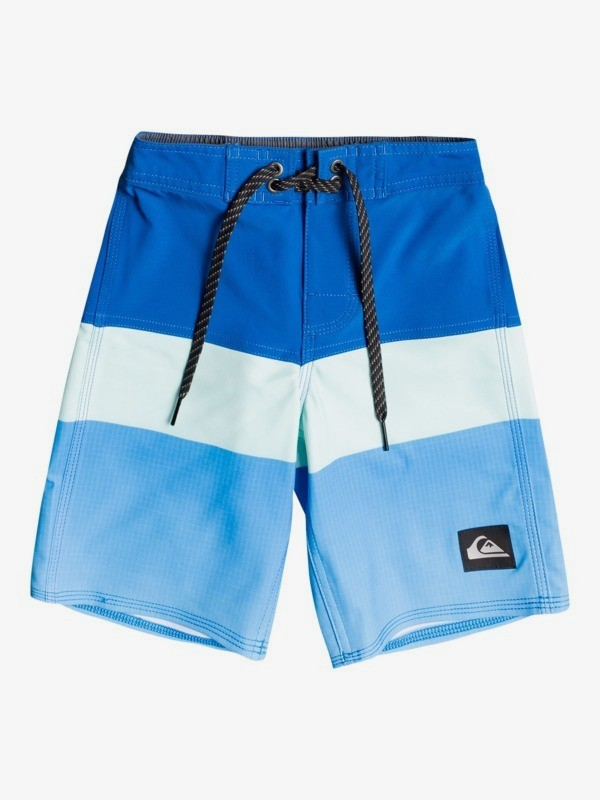 """Surfsilk Panel 14"""" - Recycled Board Shorts for Boys 2-7  EQKBS03335"""