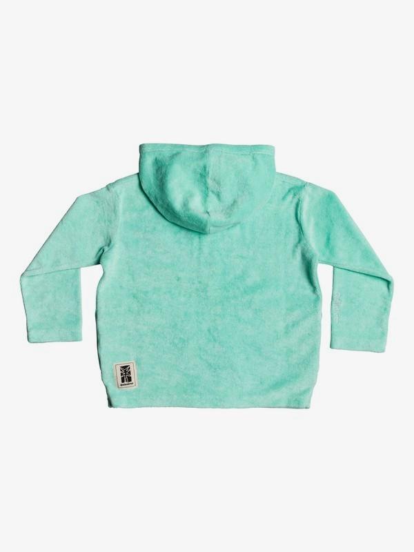 Towel - Zip-Up Hoodie  EQKFT03315
