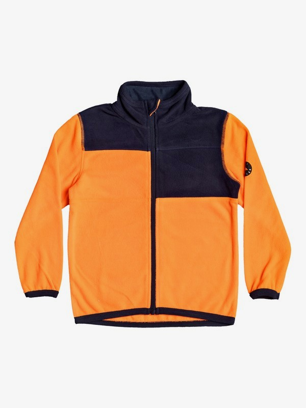 Aker Kids - Zip-Up Polar Fleece for Boys 2-7  EQKFT03320