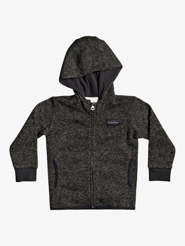 Keller - Zip-Up Polar Fleece Hoodie for Boys 2-7  EQKFT03324
