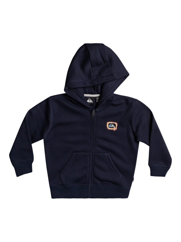 Big Q - Zip-Up Hoodie for Boys 2-7  EQKFT03360