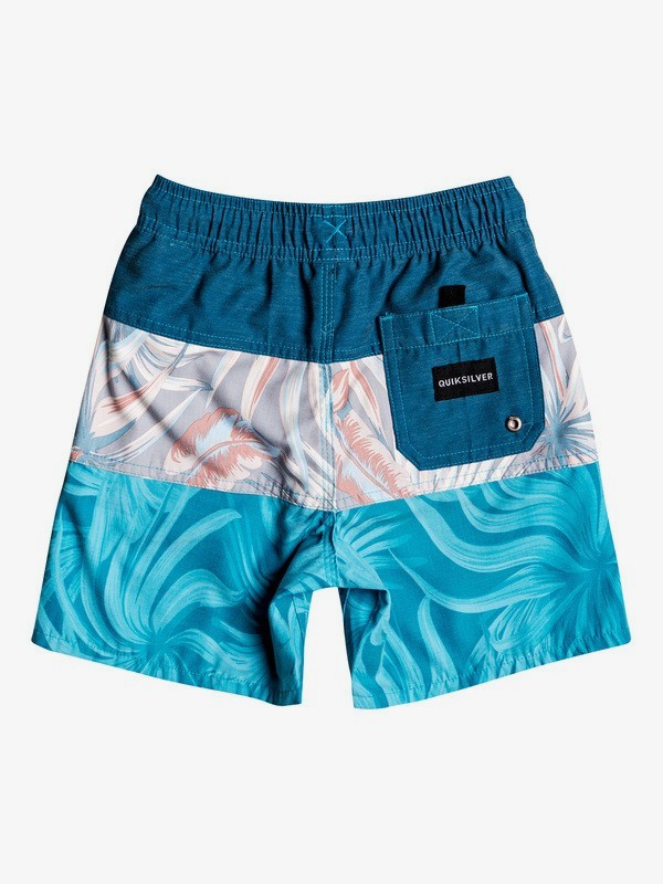 "Multiply 14"" - Swim Shorts for Boys 2-7 EQKJV03090"
