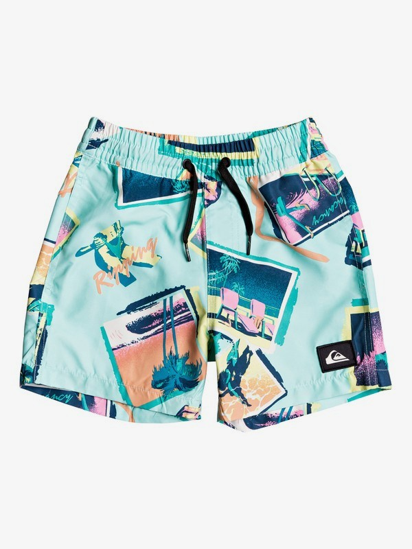 "Vacancy 12"" - Swim Shorts  EQKJV03122"