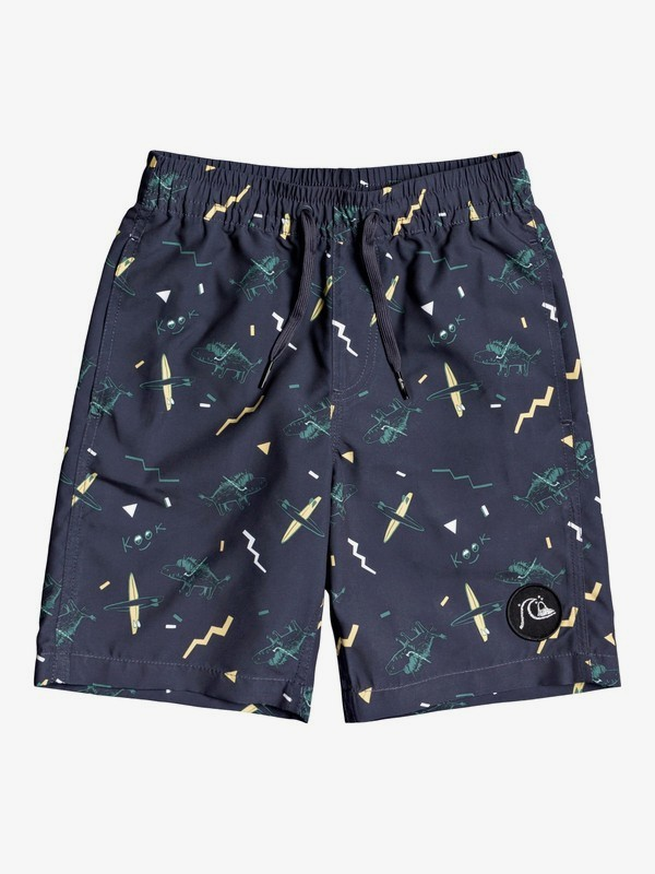 Flip Snacking - Swim Shorts for Boys 2-7  EQKJV03135