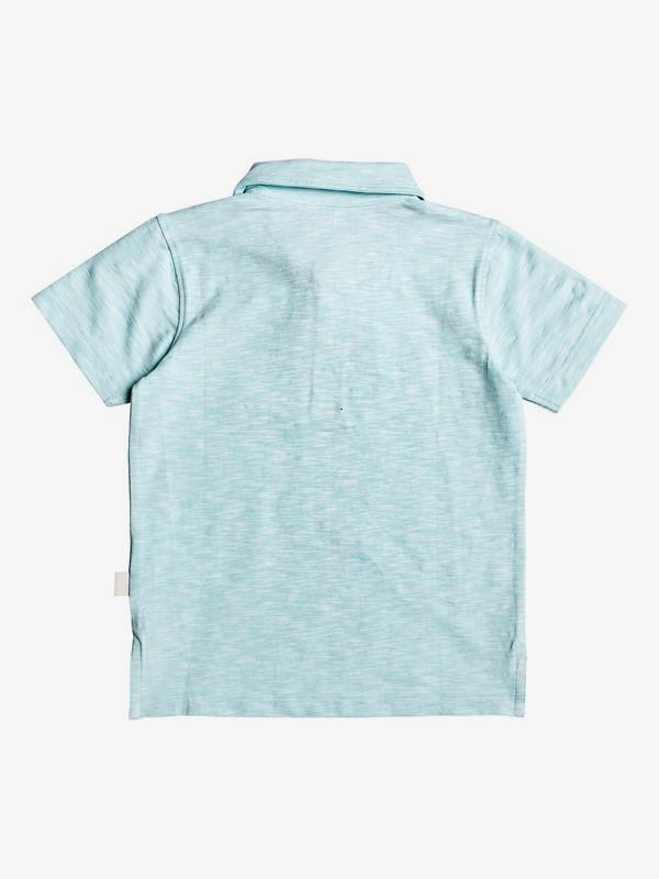 Everyday Sun Cruise - Short Sleeve Polo Shirt for Boys 2-7 EQKKT03170