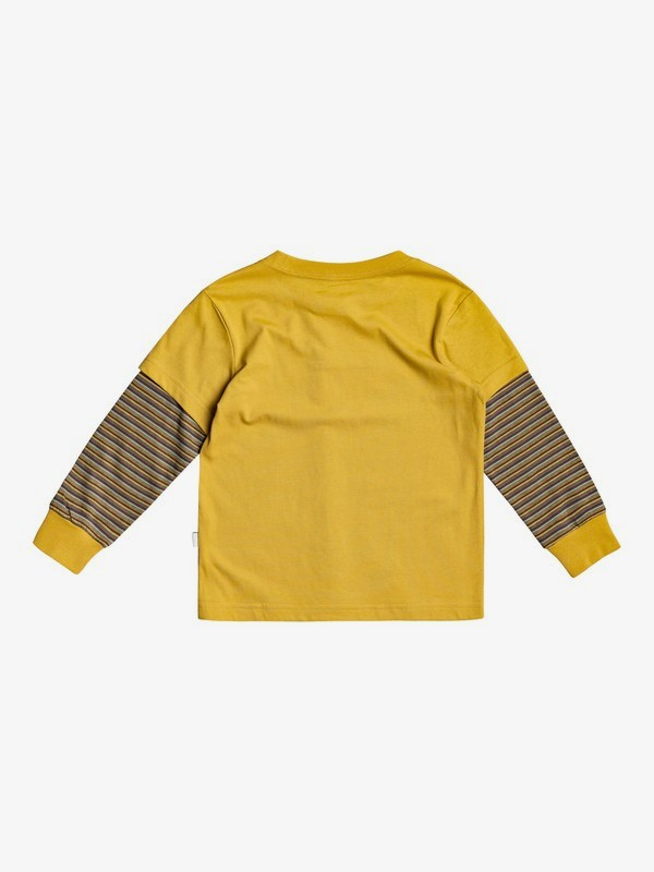 Shred That - Double Sleeve T-Shirt for Boys 2-7  EQKKT03193