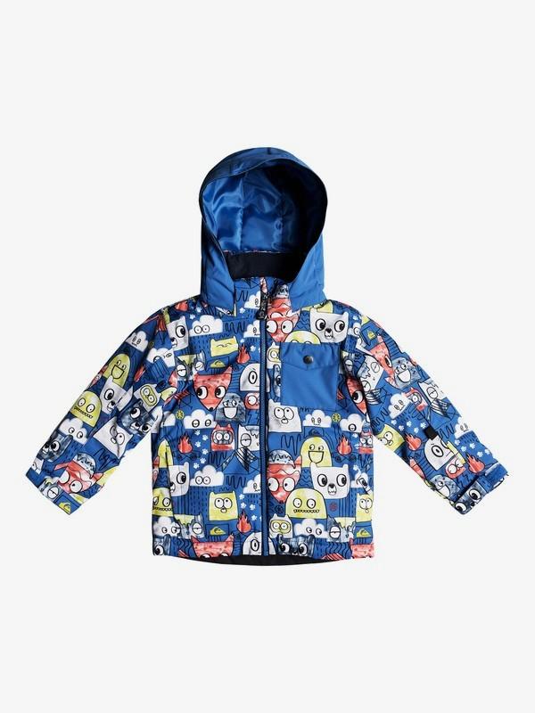 0 Little Mission - Snow Jacket for Boys 2-7  EQKTJ03009 Quiksilver