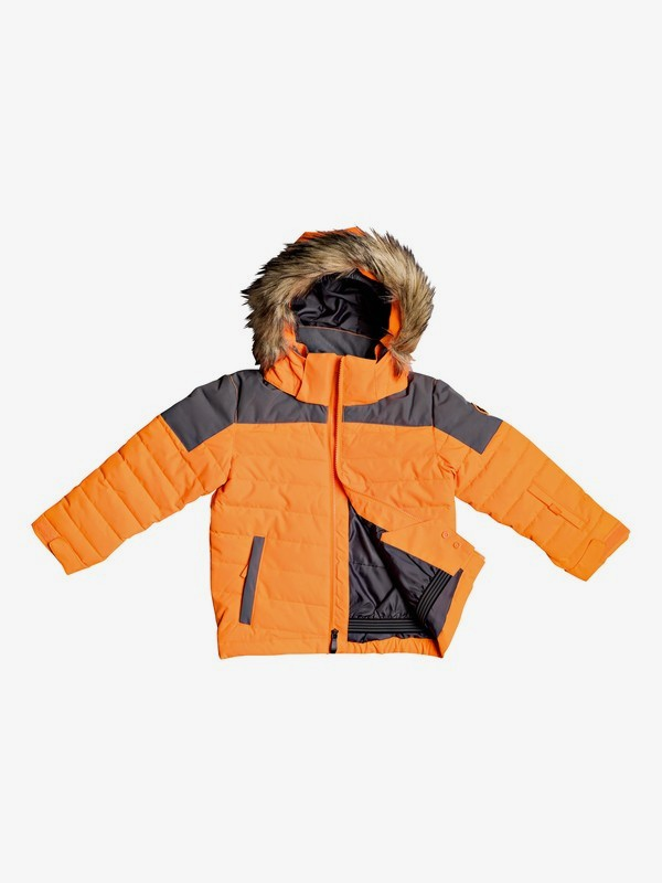 Edgy Kids - Snow Jacket for Boys 2-7  EQKTJ03012