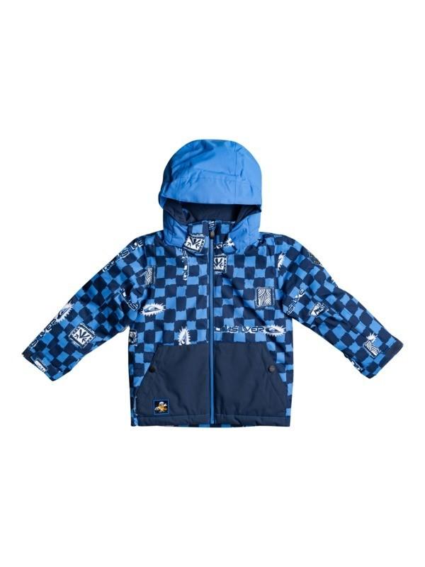 Little Mission - Snow Jacket for Boys 2-7  EQKTJ03013