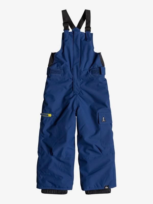 0 Сноубордические штаны Boogie Синий EQKTP03002 Quiksilver