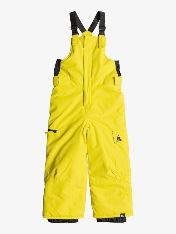 0 Boogie - Pantalon de snow pour Garçon 2-7 ans Vert EQKTP03002 Quiksilver