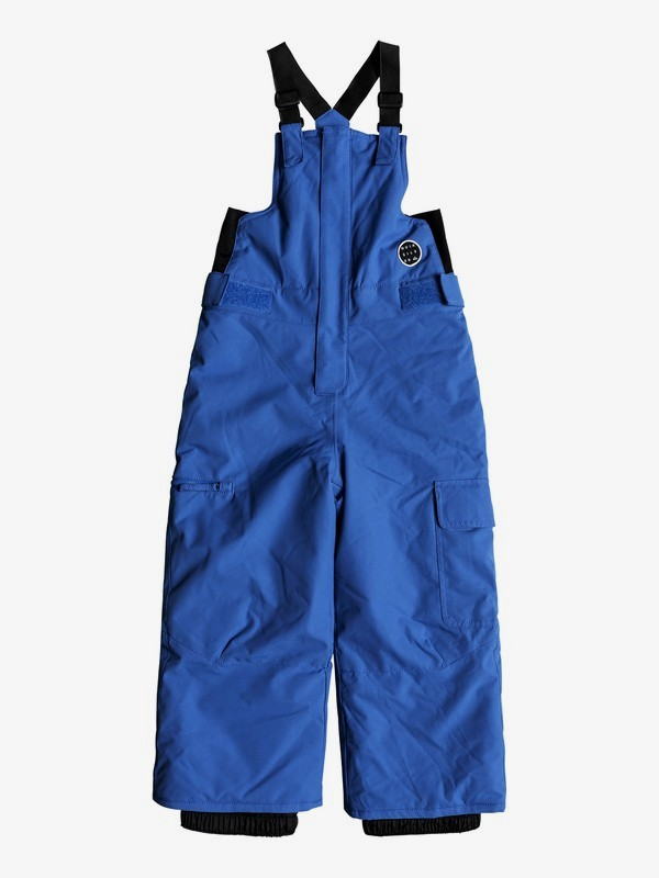 0 Boogie - Snow Pants for Boys 2-7 Blue EQKTP03003 Quiksilver