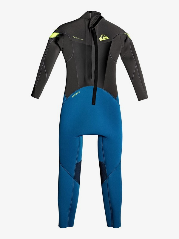 3/2mm Syncro - Back Zip Wetsuit for Boys 2-7  EQKW103004