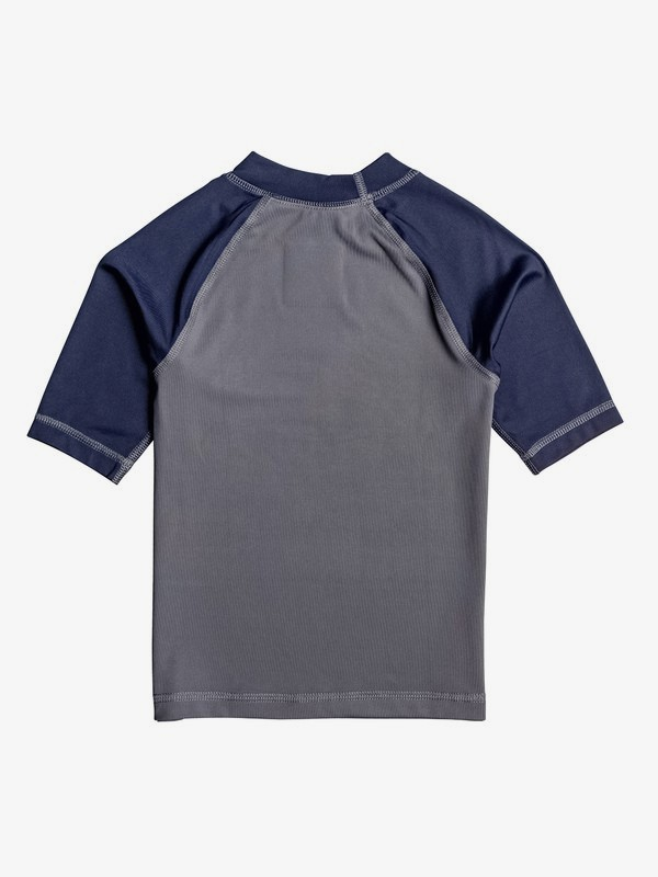 Bubble Dreams - Short Sleeve UPF 50 Rash Vest for Boys 2-7  EQKWR03074