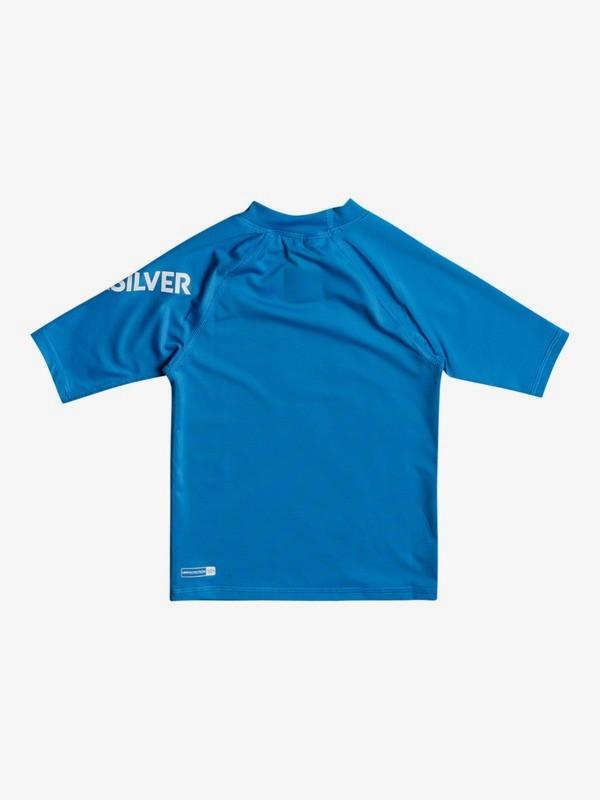 All Time - Short Sleeve UPF 50 Rash Vest  EQKWR03077