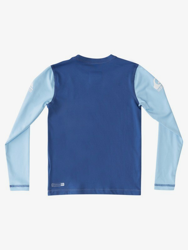 Heats On - Long Sleeve UPF 50 Rash Vest for Boys 2-7  EQKWR03084