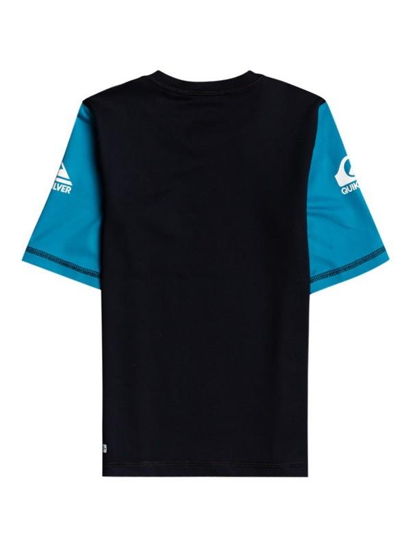 Heats On - Short Sleeve Rashguard for Boys 2-7  EQKWR03105