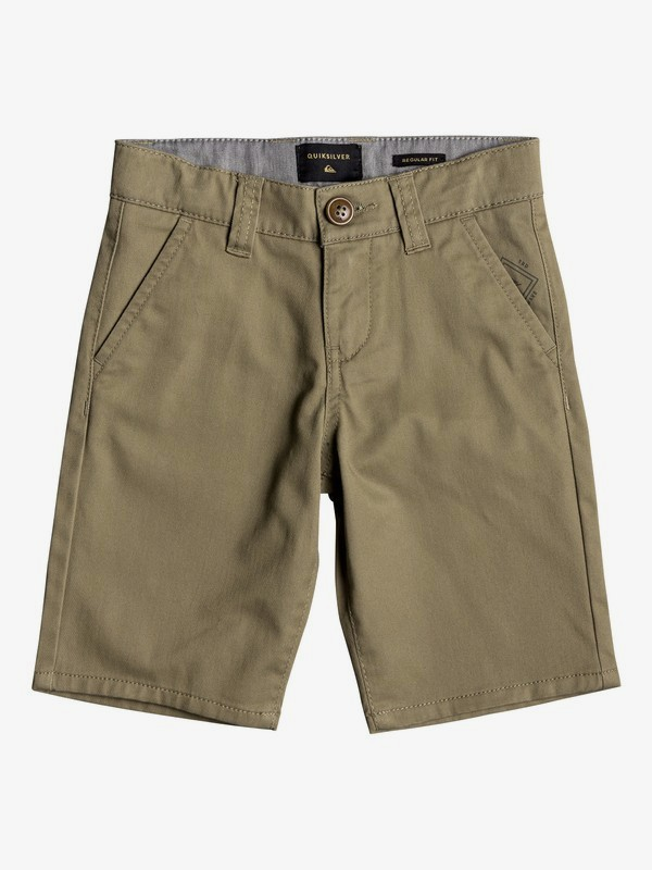 "Everyday Union 14"" - Chino Shorts for Boys 2-7  EQKWS03134"