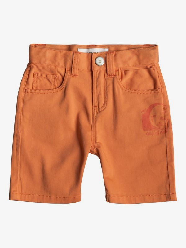 Mel Is Born - Shorts for Boys 2-7  EQKWS03163