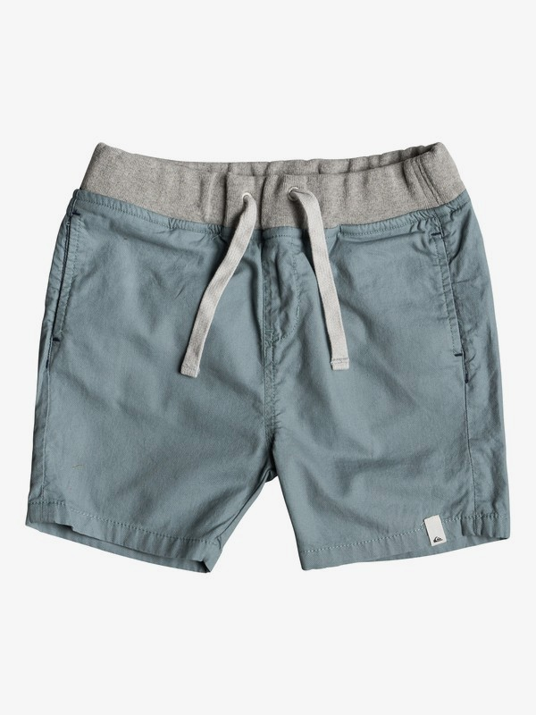 0 Seaside Coda - Short para Chicos 2-7 Azul EQKWS03172 Quiksilver