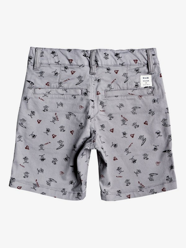 Choccy Biccy - Chino Shorts for Boys 2-7  EQKWS03178