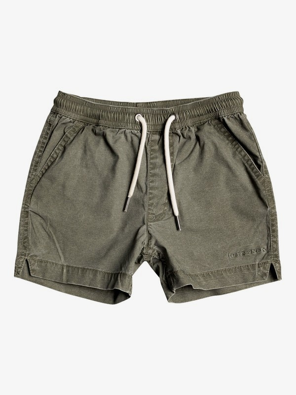 Taxer - Elasticated Shorts for Boys 2-7  EQKWS03189