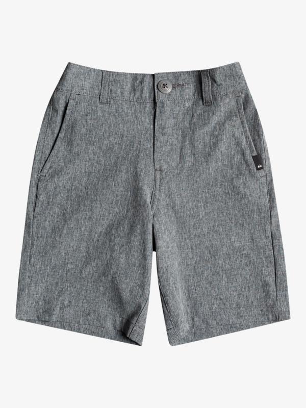 "Union Heather 14"" - Amphibian Board Shorts for Boys 2-7  EQKWS03191"