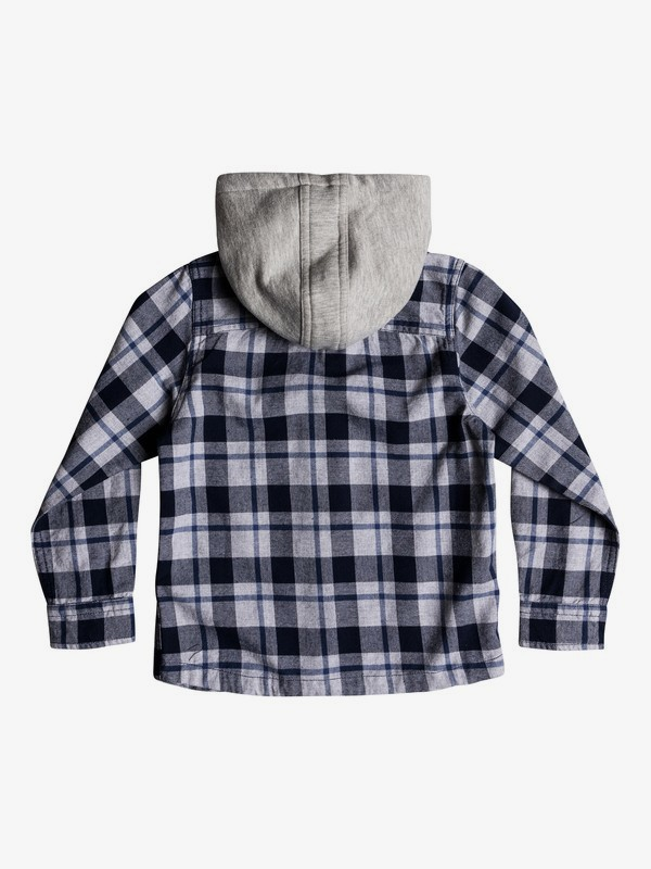 Snap Up - Long Sleeve Shirt for Boys 2-7  EQKWT03141