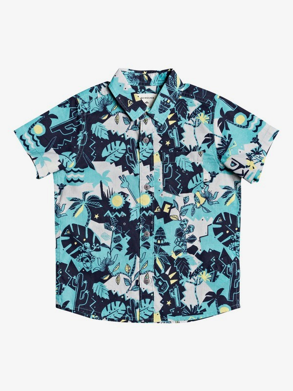 Jungle Weekend - Short Sleeve Shirt  EQKWT03175
