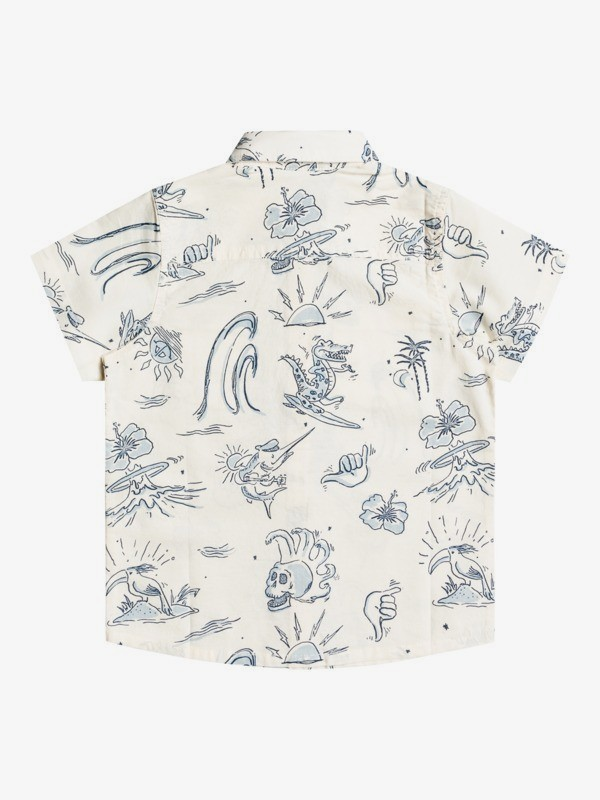 Wild Life - Short Sleeve Shirt for Boys 2-7  EQKWT03204