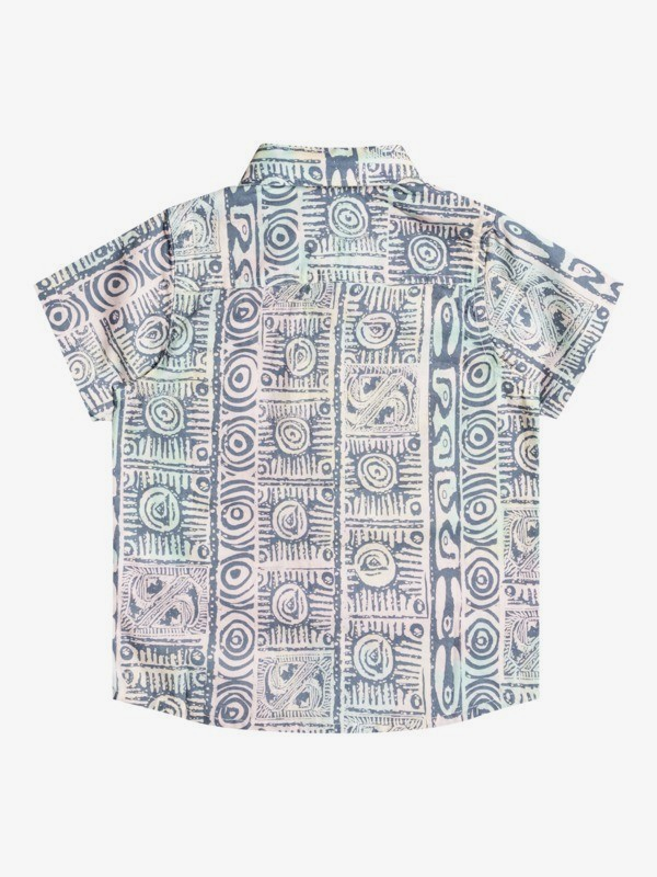 Ritual - Short Sleeve Shirt for Boys 2-7  EQKWT03206