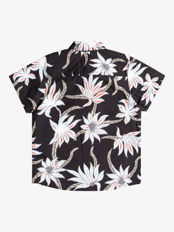 Mystic Beach - Short Sleeve Shirt for Boys 2-7  EQKWT03215
