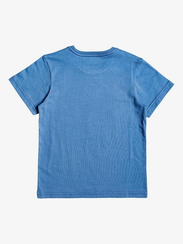 Jumbled Up - T-Shirt for Boys 2-7  EQKZT03322