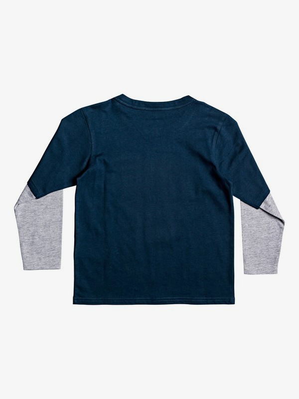 Future Quik Legend - Long Sleeve T-Shirt for Boys 2-7  EQKZT03336