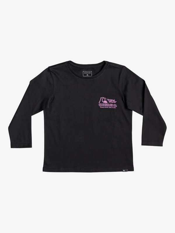 Daily Wax - Long Sleeve T-Shirt for Boys 2-7  EQKZT03341