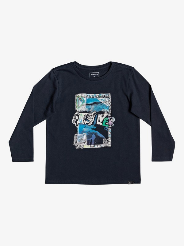 Water Avalanche - Long Sleeve T-Shirt for Boys 2-7  EQKZT03342