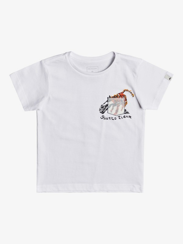 Ghetto Tiger - Pocket T-Shirt  EQKZT03370
