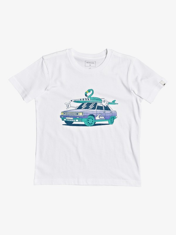 Rad Digital Time - T-Shirt  EQKZT03374