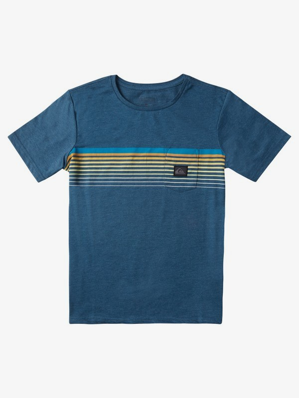 Slab - Pocket T-Shirt for Boys 2-7  EQKZT03389