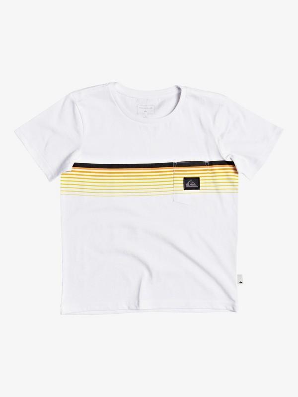 Slab - Pocket T-Shirt for Boys 2-7  EQKZT03389