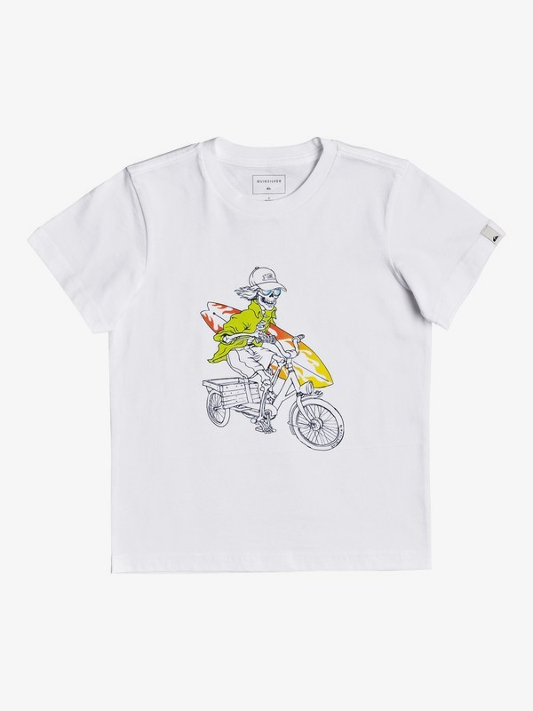 Stoked For Summer - T-Shirt for Boys 2-7  EQKZT03405