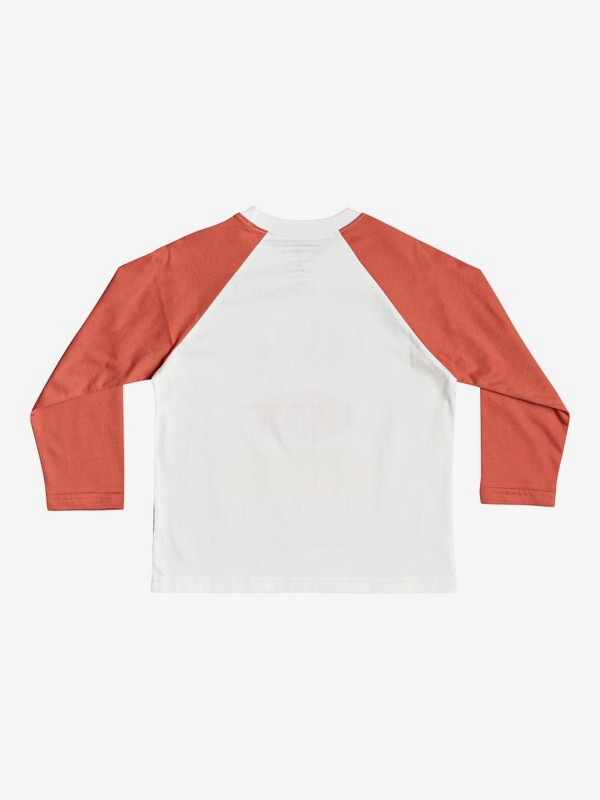 Bubble Games - Long Sleeve T-Shirt for Boys 2-7  EQKZT03415