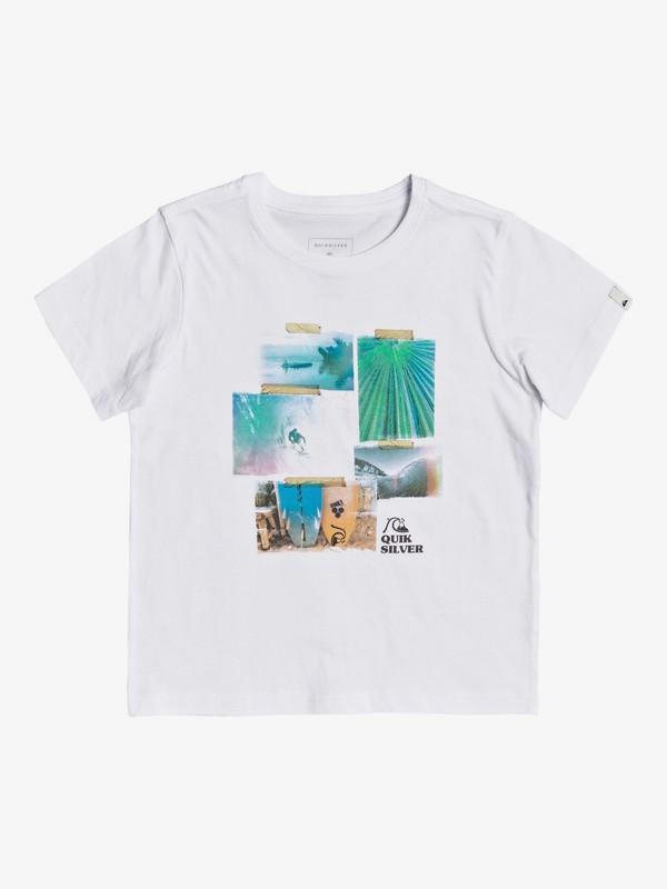 Shattered Palms - T-Shirt for Boys 2-7  EQKZT03420