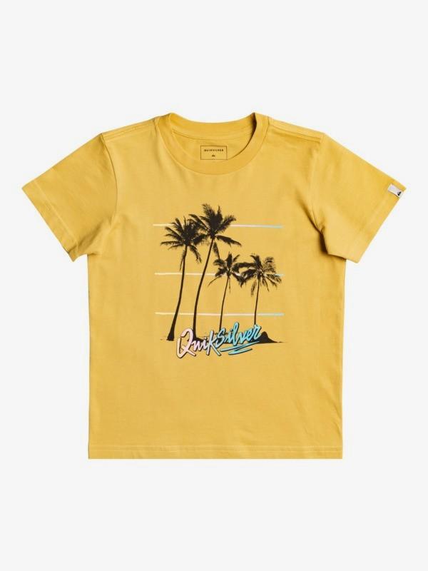 Over The Mountain - T-Shirt for Boys 2-7  EQKZT03436