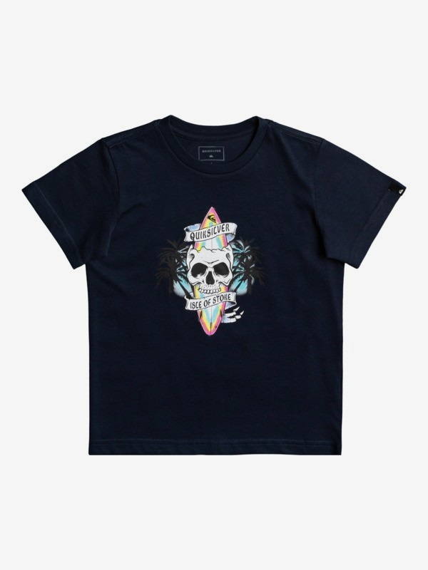 Night Surfer - T-Shirt for Boys 2-7  EQKZT03439
