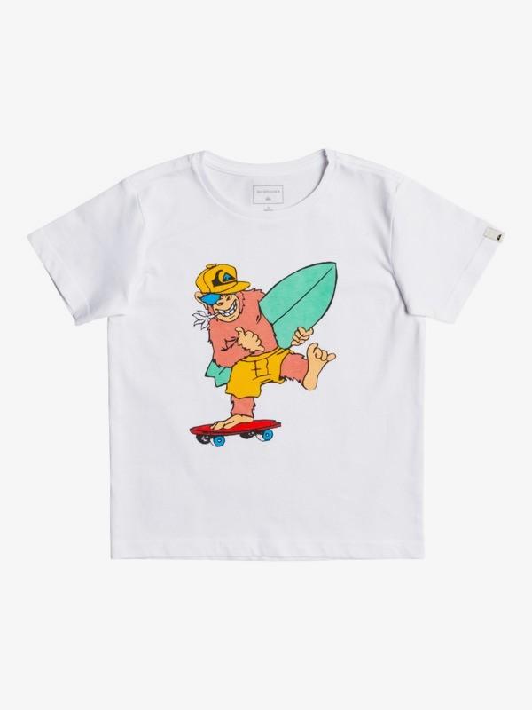 Trust The Sun - T-Shirt for Boys 2-7  EQKZT03447