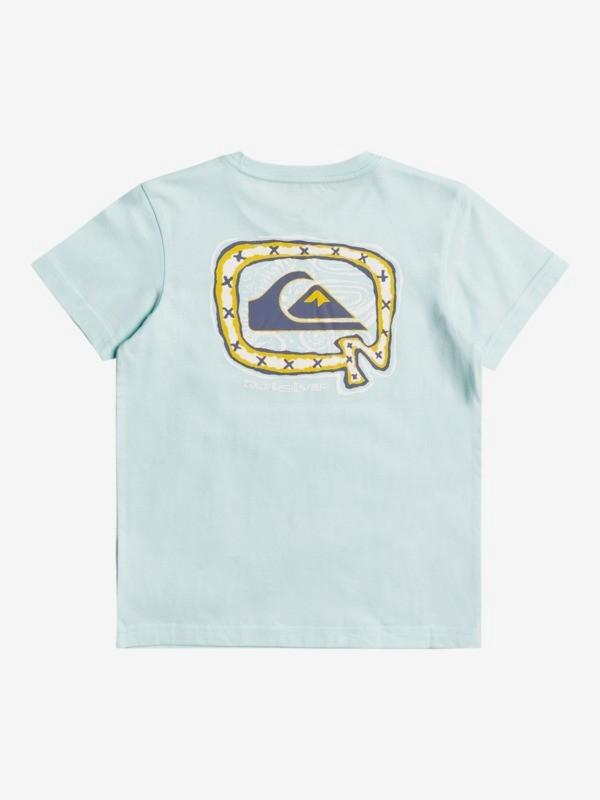 Big Q - T-Shirt for Boys 2-7  EQKZT03459