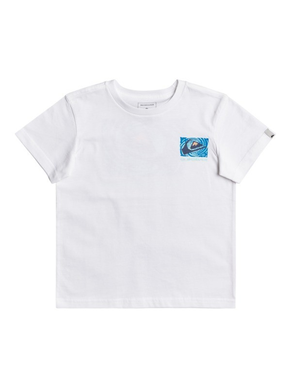Twisted - T-Shirt for Boys 2-7  EQKZT03460