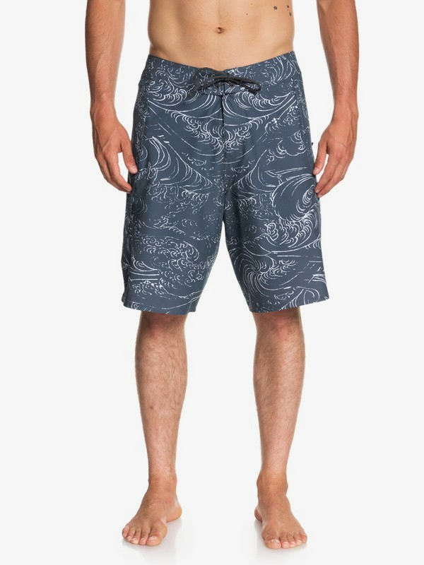 "0 Waterman Paddler 20"" - Board Shorts for Men Blue EQMBS03042 Quiksilver"